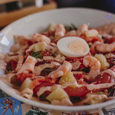 Rhode Island Salad