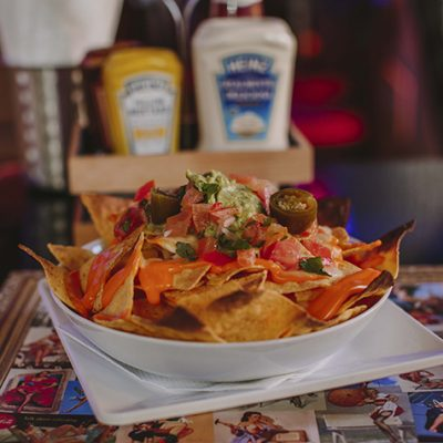 Scooter's Nachos