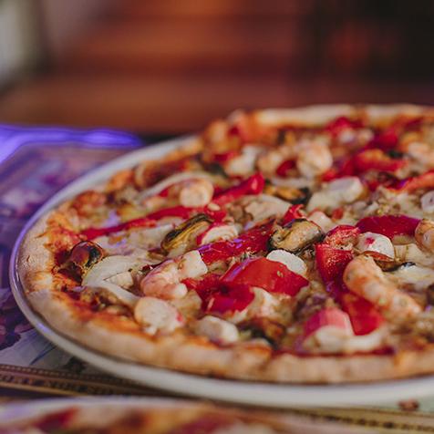 Menú Bambino – Pizzas