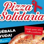 Pizza Solidaria Aldeas Infantiles